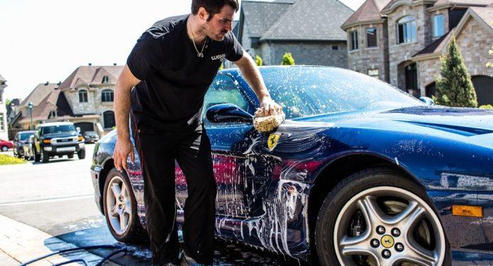 شستشوی خودرو