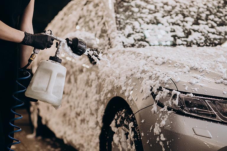 چرا باید خودتان ماشین خود را را بشویید؟